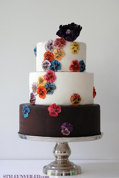interesting #wedding #cake
