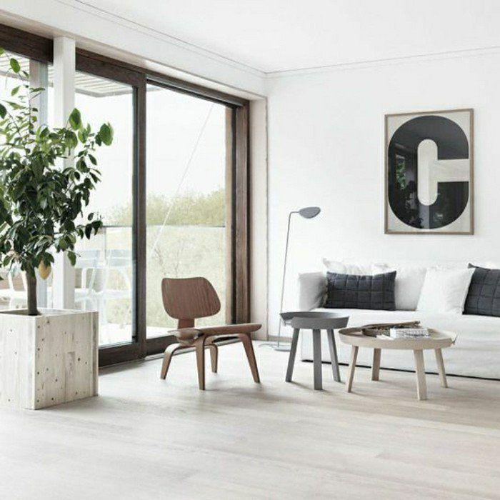 Comment Creer Une Ambiance Scandinave 45 Idees En Photos Idees De Design D Interieur Deco Appartement Decoration Interieure Moderne