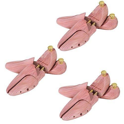 Songmics Horma para zapatos (madera de cedro, tallas 41/42) LST002