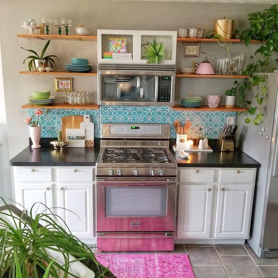 Modern Bohemian Kitchen Designs Eclectic Kitchen Bohemian