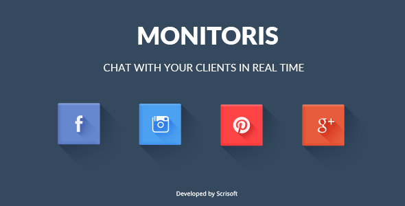 Monitoris - Google Plus Chat, Facebook Chat and Twitter Chat - https://codeholder.net/item/php-scripts/monitoris-facebook-twitter-chat