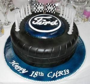 Pin By Christina On Cake Designs Truck Birthday Cakes