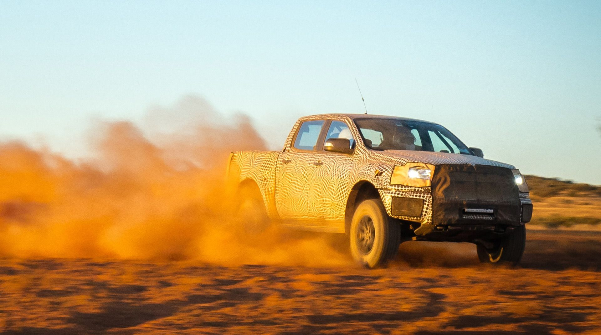 A Ford Ranger Raptor Is Coming With Images Ford Ranger Ford Ranger Raptor Ranger