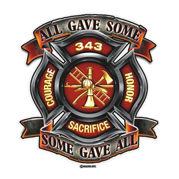 Firefighter Badge Transparent Png Png Firefighter Decals