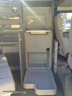Lovely Small RV / Trailers Bathroom Ideas