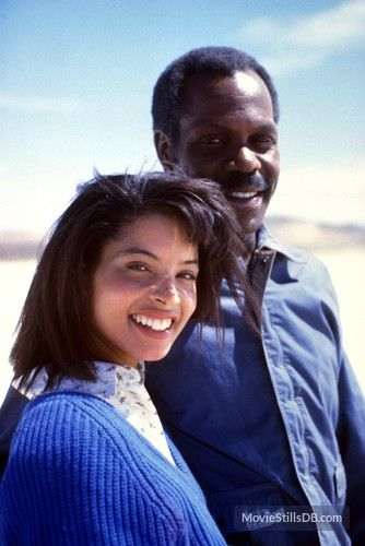 Lethal Weapon promo shot of Danny Glover & Traci Wolfe | Danny glover,  Lethal weapon, Movie stars
