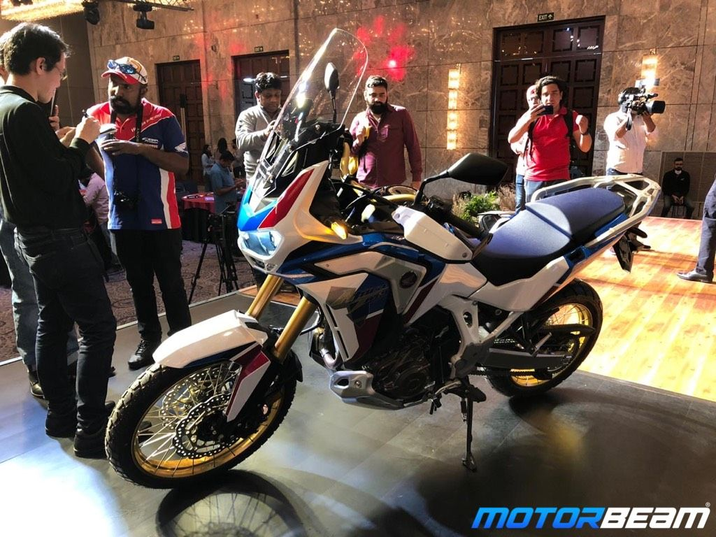 2020 Honda Africa Twin Launched Priced From Rs 15 35 Lakhs In