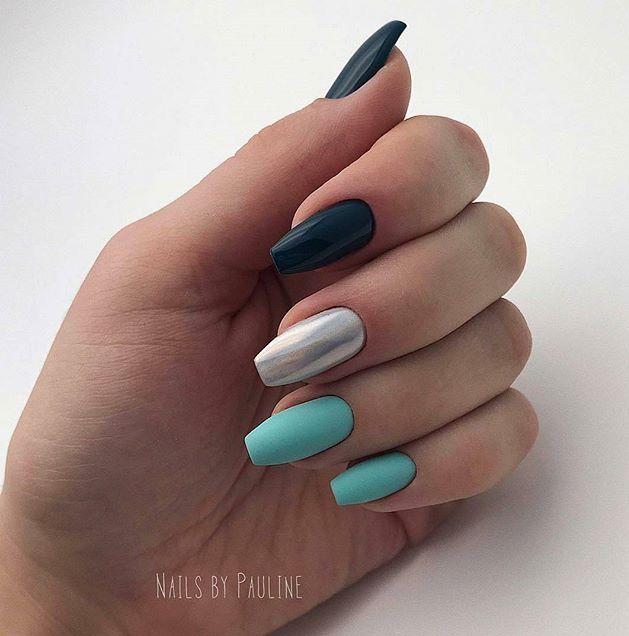 Pin de Alma Rosa en Diseños de uñas   Pinterest   Diseños de uñas ...
