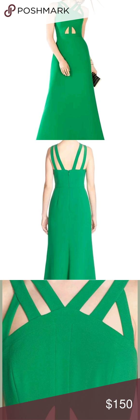 47++ Bcbg green cut out dress trends