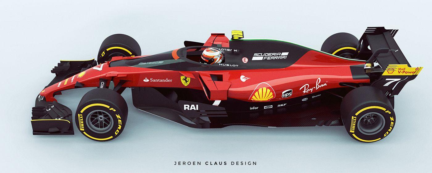 ferrari sf18h f1 2018 life at the speed of f1 ferrari formula 1 concept cars. Black Bedroom Furniture Sets. Home Design Ideas