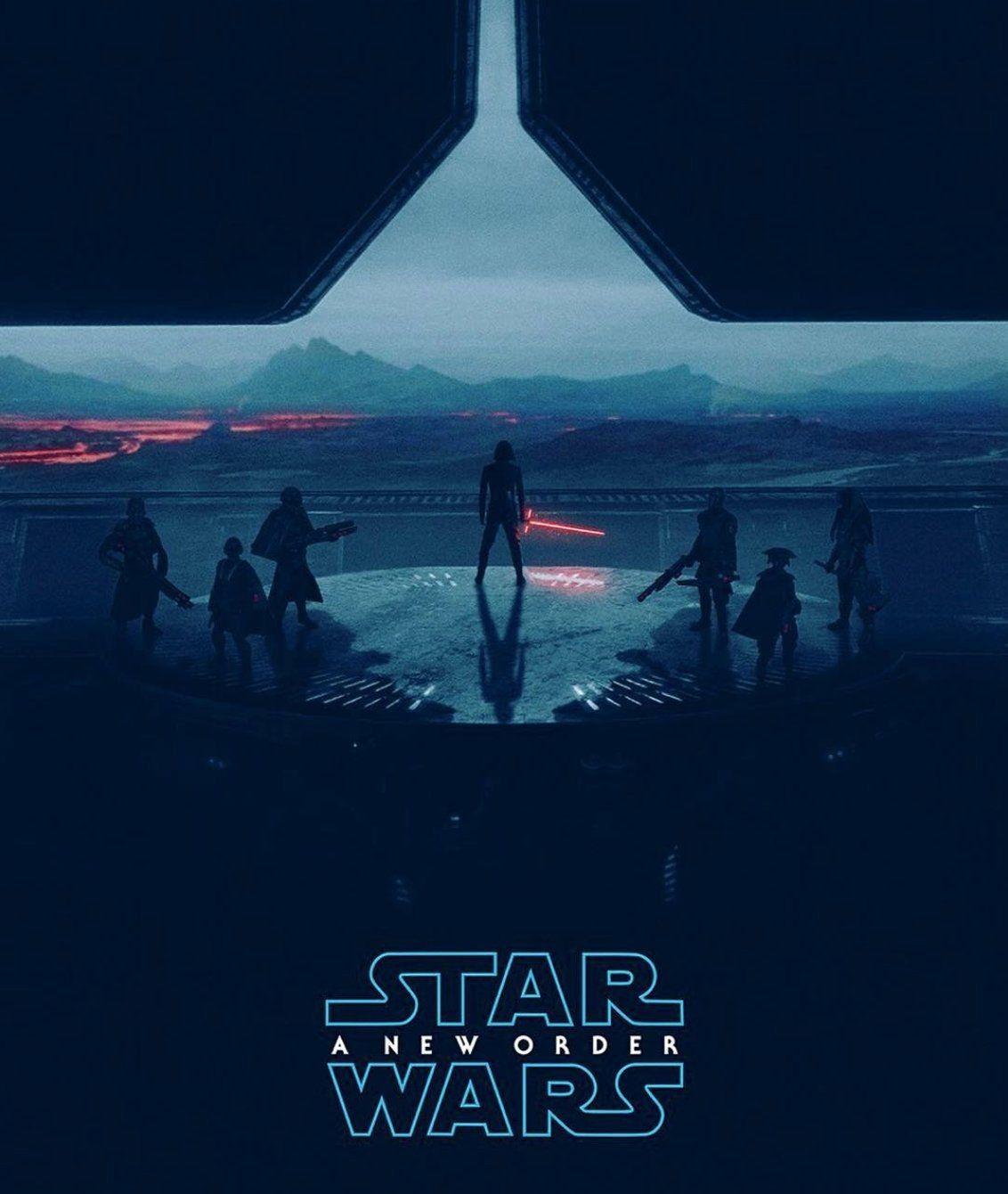 Star Wars Episode 9 Fan Poster | Star Wars | Star wars ... - photo#36