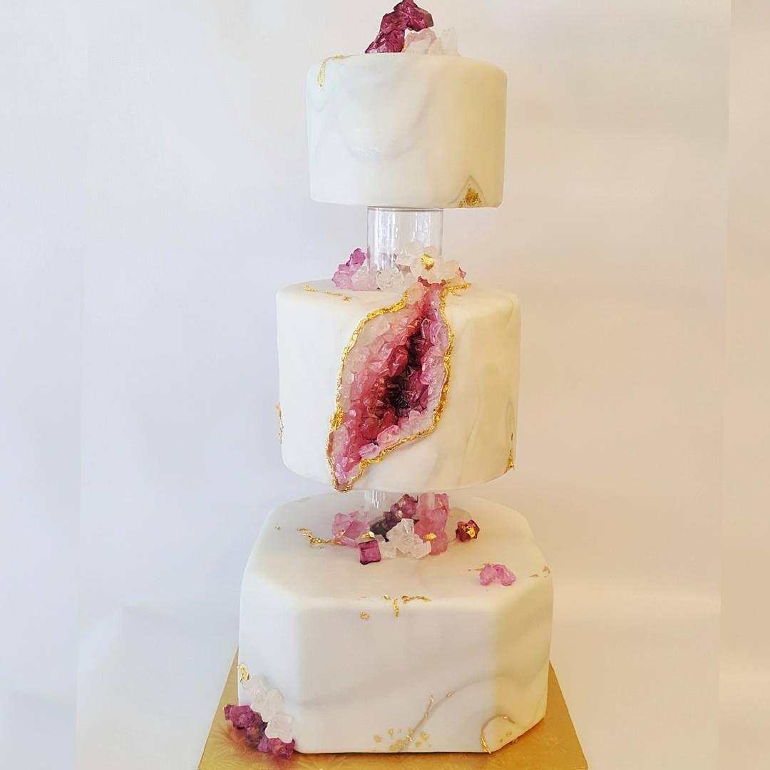Geode Cake Geode Cake Bakery Cafe Fashion Cakes