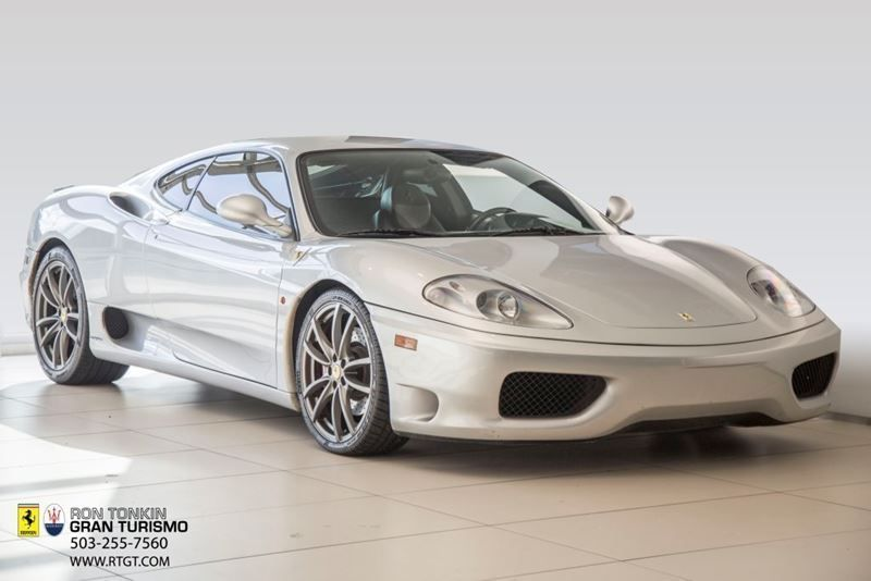 Awesome Great 2003 Ferrari 360 Modena Berlinetta 2003 Ferrari 360 Modena  Berlinetta 2017 2018 Check More