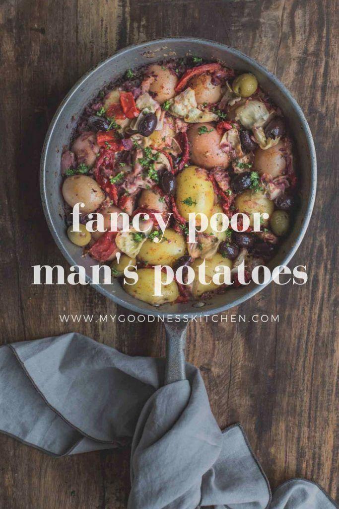 Fancy Poor Mans Potatoes