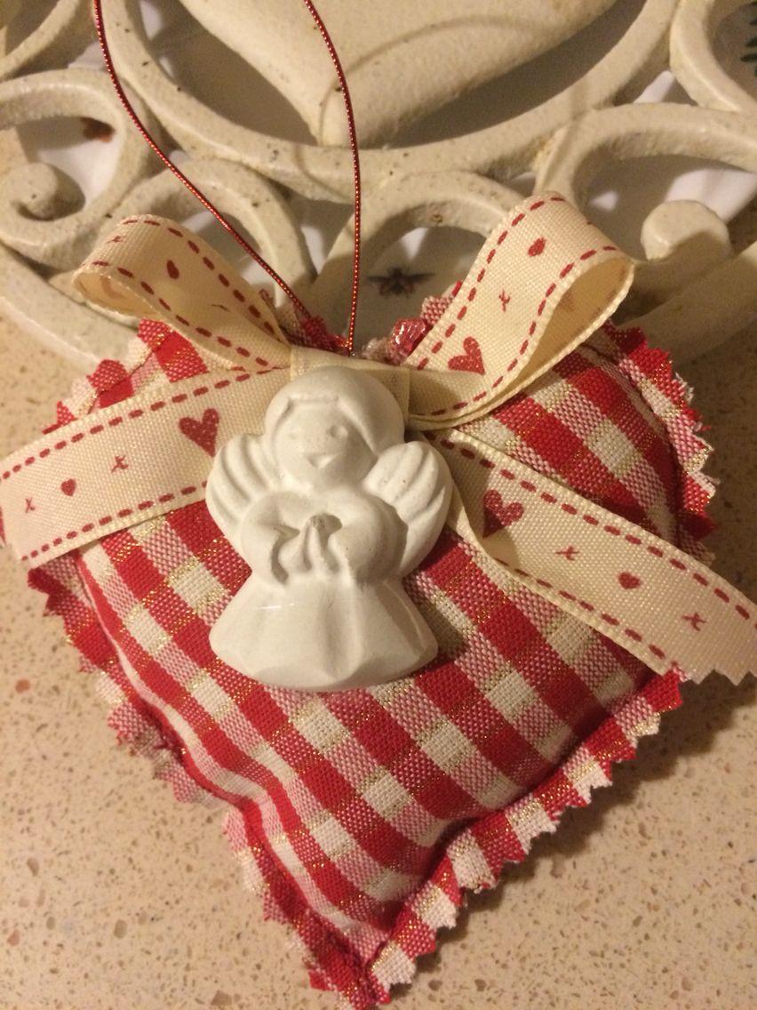 Addobbi per il mio albero di Natale con gessetti profumati