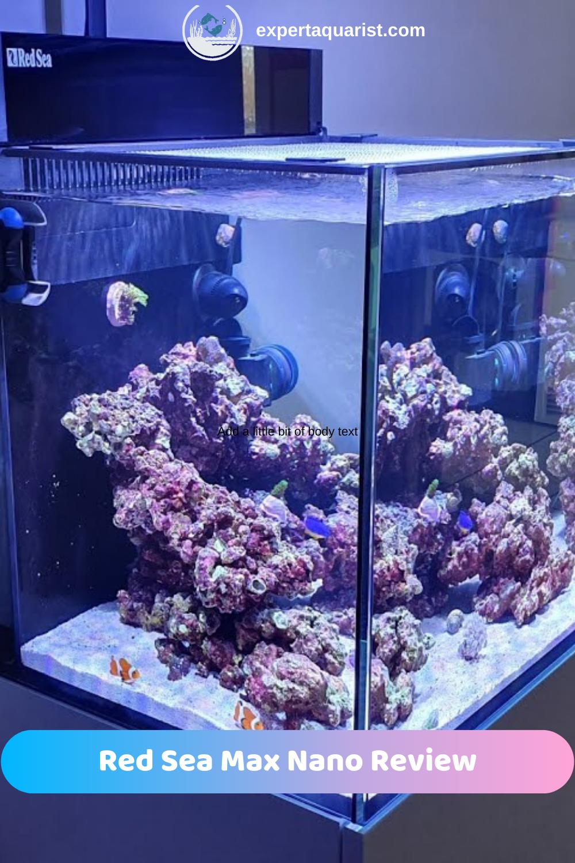 Red Sea Max Nano Review Should You Buy It Sea Aquarium Nano