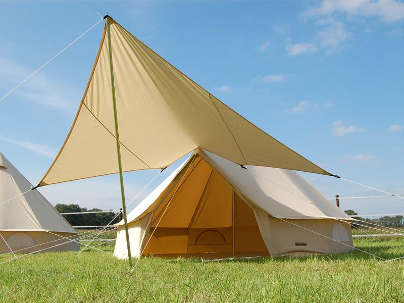 Obelink Bell Tent & Anyway Here Are The Pictures