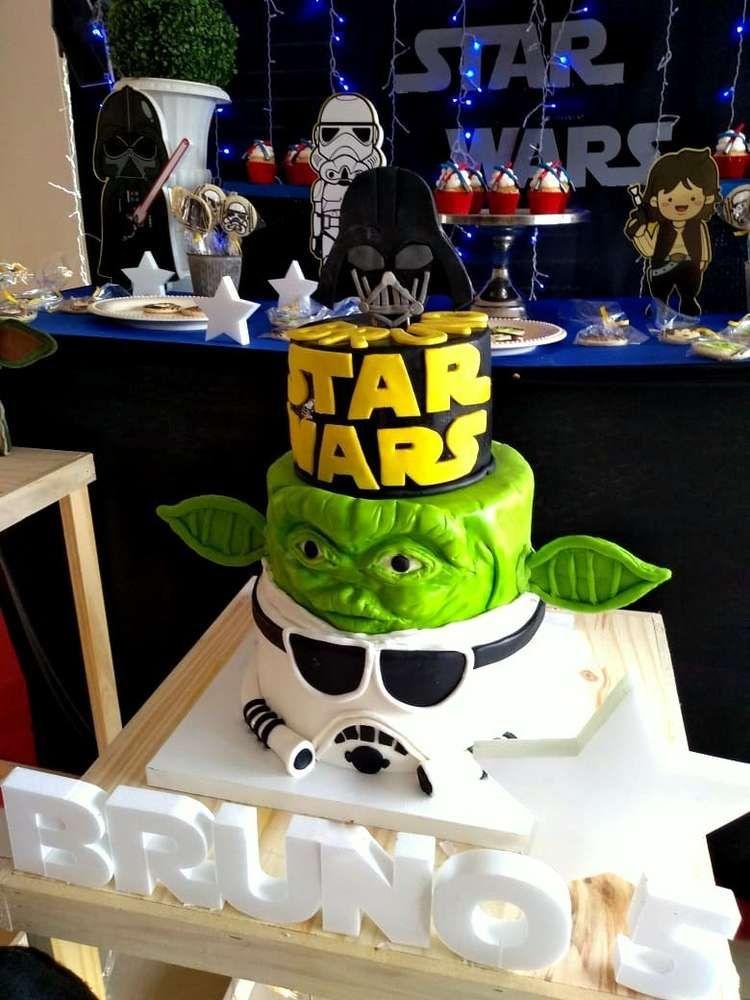 Star Wars Birthday Party Ideas Photo 1 of 15 Catch My