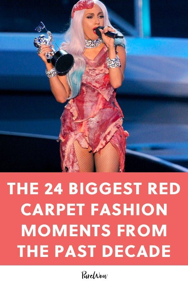 The 24 Biggest Red Carpet Fashion Moments from the Past Decade  The 24 Biggest Red Carpet Fashion Moments from the Past Decade carpet