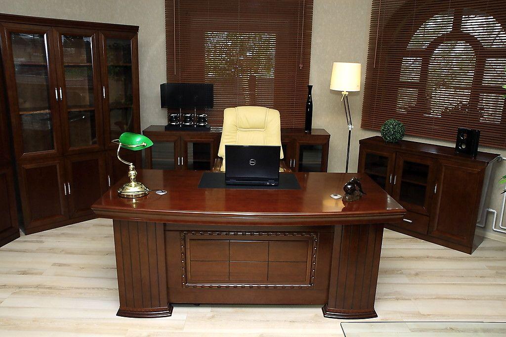 Kancelárska súprava DIAMANTE 1,6 m - Bemondi - Štýlový nábytok v obchode BEMONDI