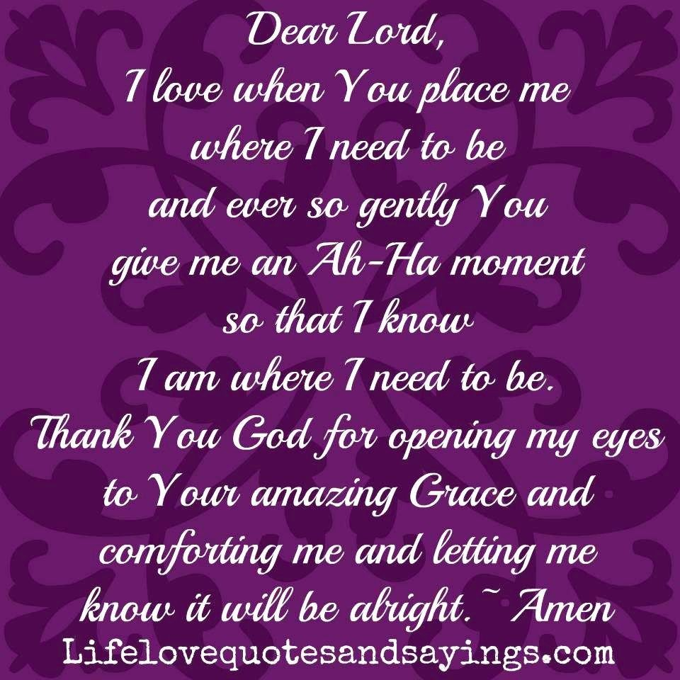 God Always Takes Care Of His Children Amazing Quotes Thank You God Dear Lord