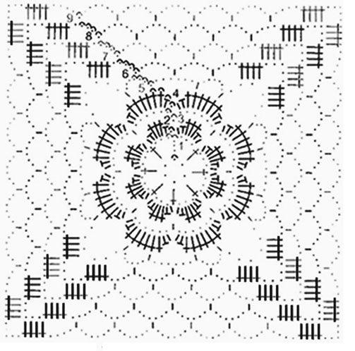 Delicadezas en crochet Gabriela: Blusas y tùnicas con