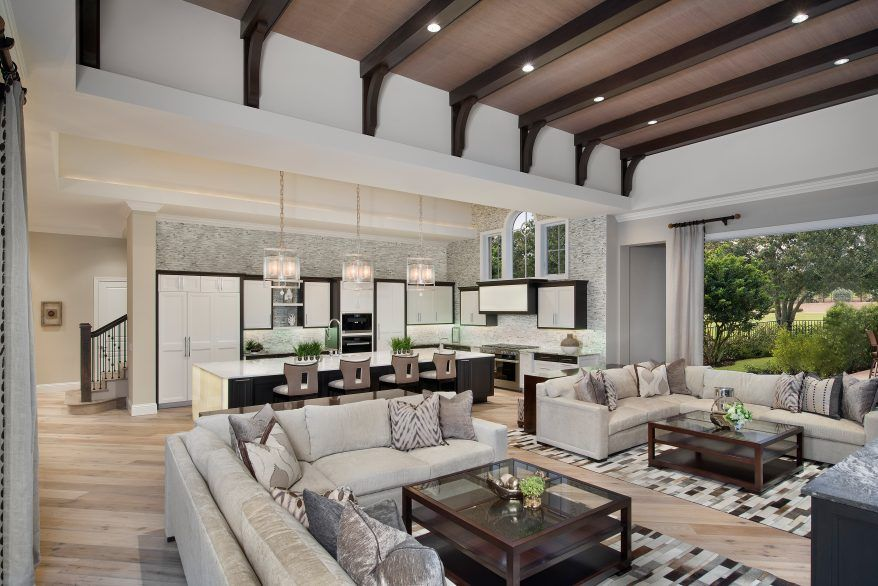Golf Magazine Dream Home Golf Course Home Build In Naples Florida House Plans House Plans With Photos House Floor Plans