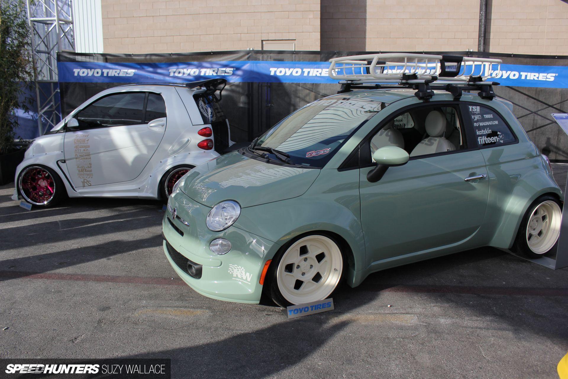Smart4two Fiat500 Fiat 500 Fiat Amazing Cars