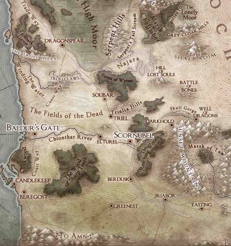 Pin by Barrett Hamm on Churchs for dnd | Fantasy world map, Map ...
