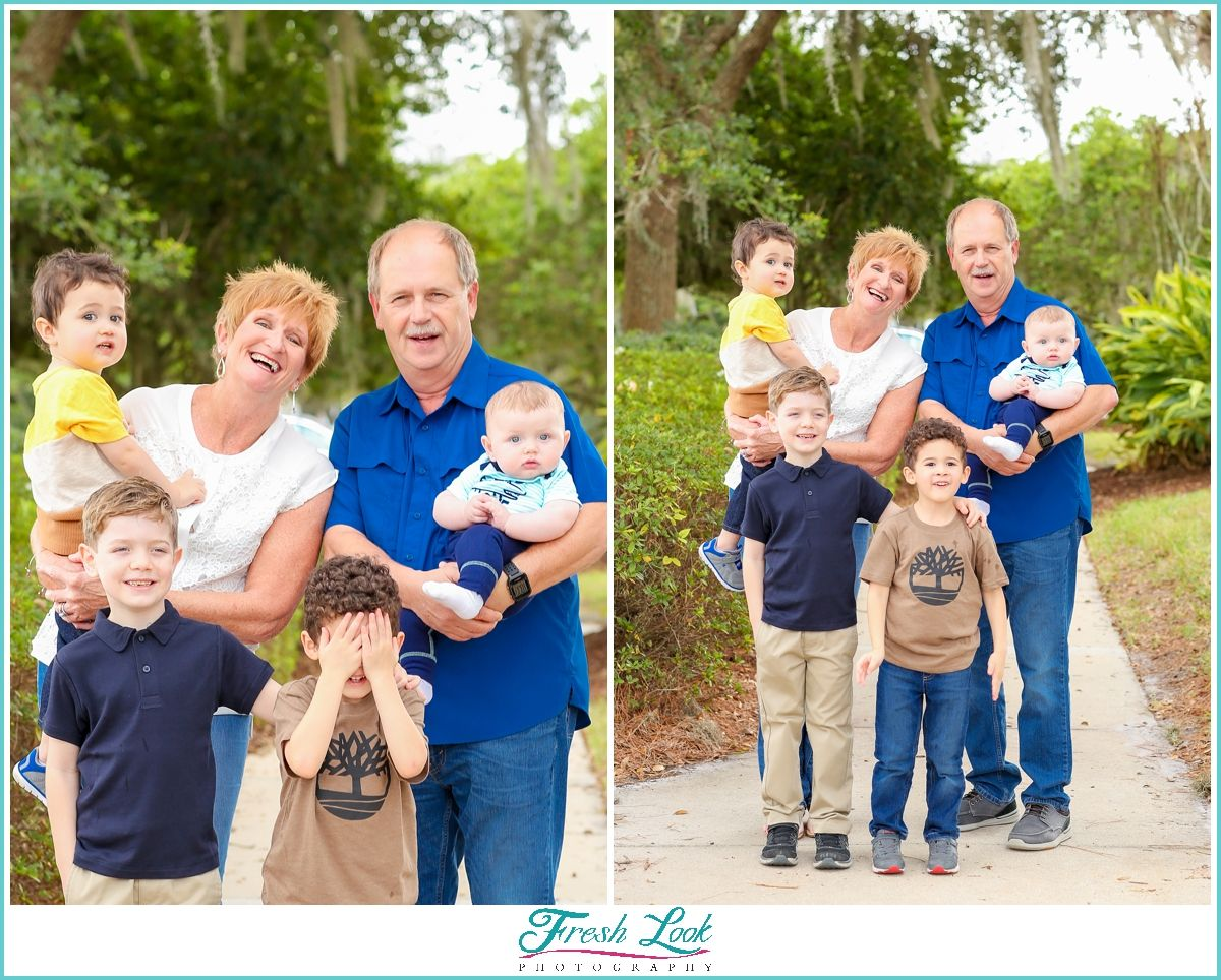 Sunny Florida Family Session Tampa FL in 2020 Family