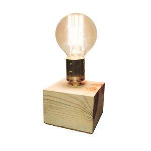 Wood Block • Light & Store • Tictail