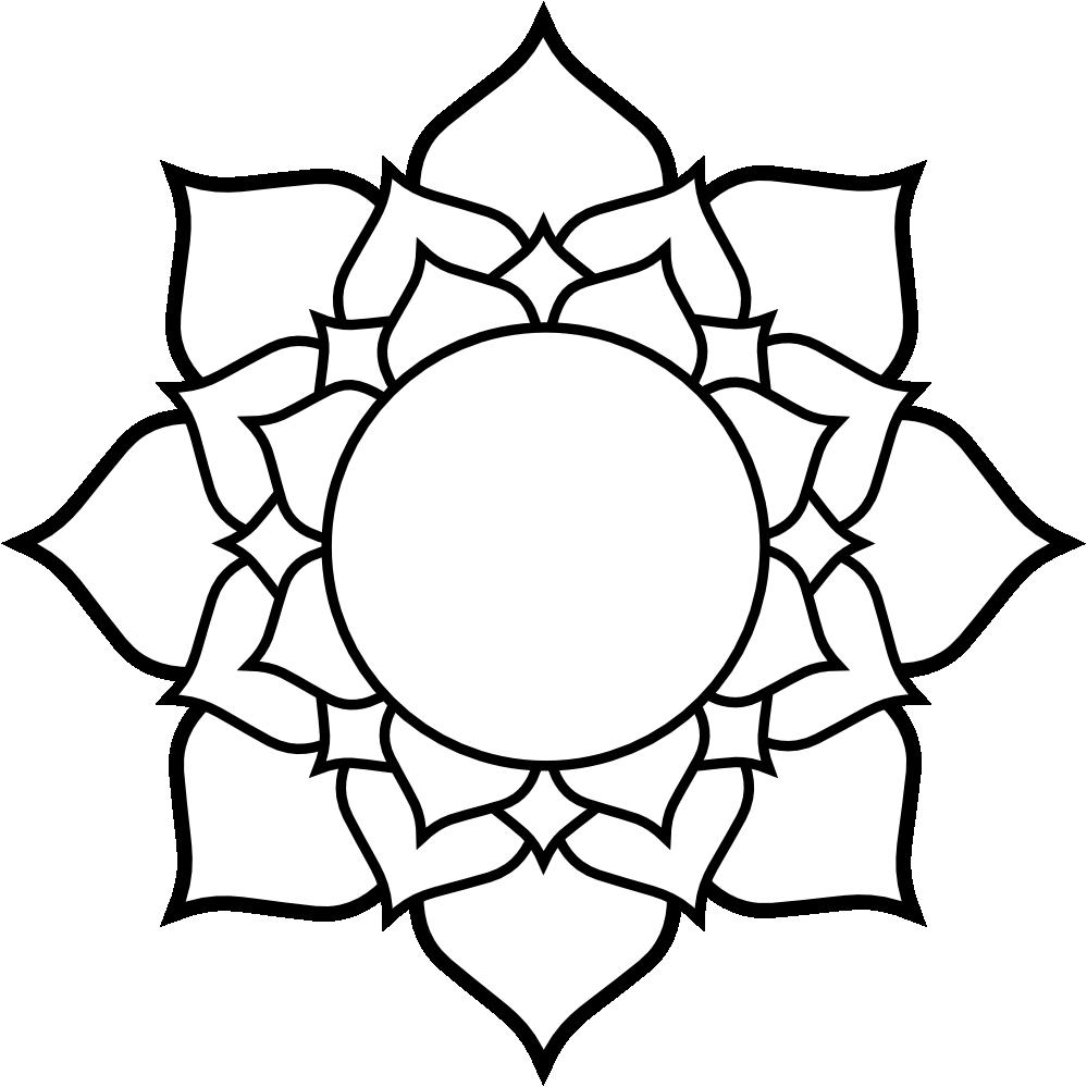 Line drawings of flowers google search design inspiration lotus black white line art tattoo tatoo flower svg clipart best izmirmasajfo