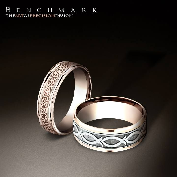 Mens Wedding Bands Benchmark Jewelry At Diamonds Direct
