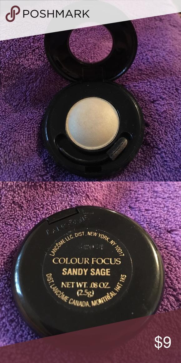 LANCÔME Colour Focus Eyeshadow NWT Sephora makeup