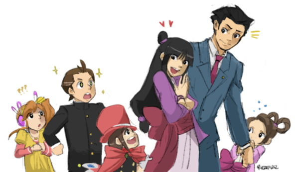Competition Phoenix Wright Ace Attorney Phoenix Wright Ace Apollo Justice