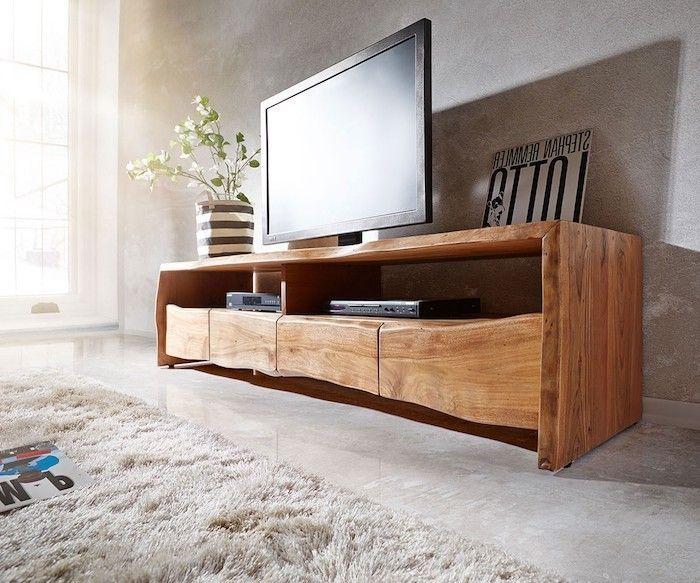 mit einem tv lowboard das wohnzimmer einrichten