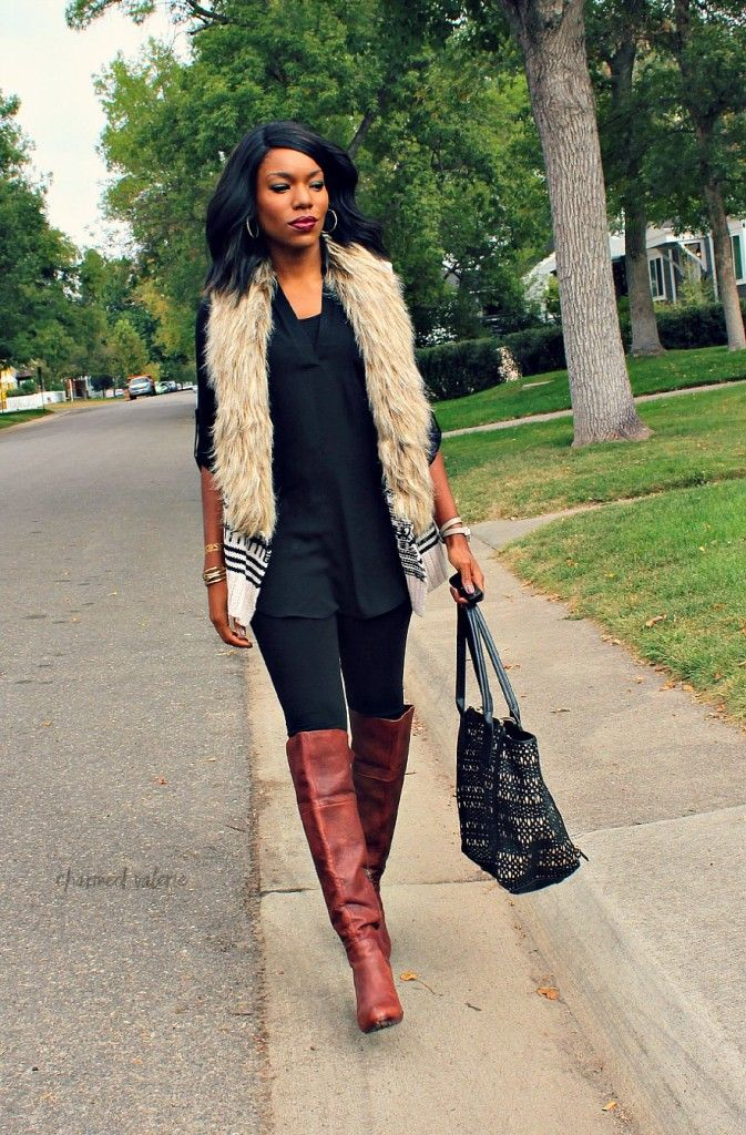 how to wear a stylish sweater vest