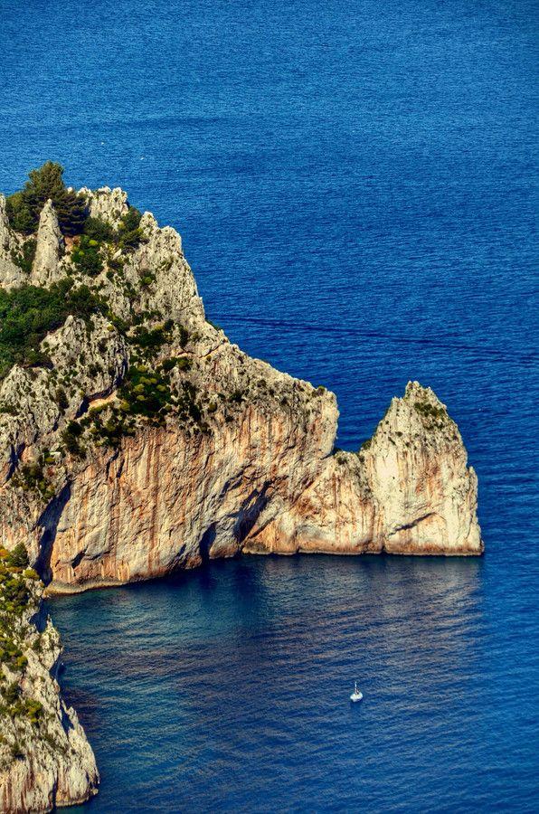 Bays of Capri  V by Yuri Borodianski on 500px