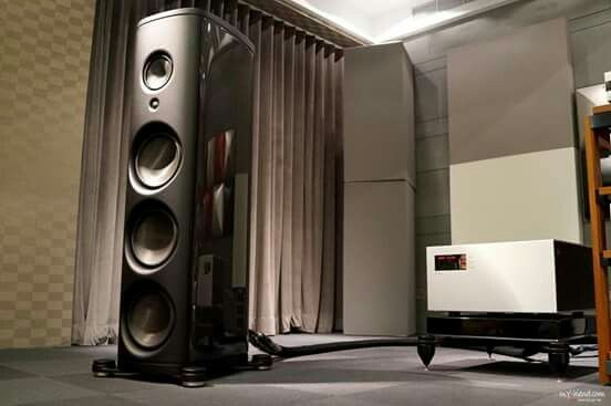 Magico 7 and Soulution
