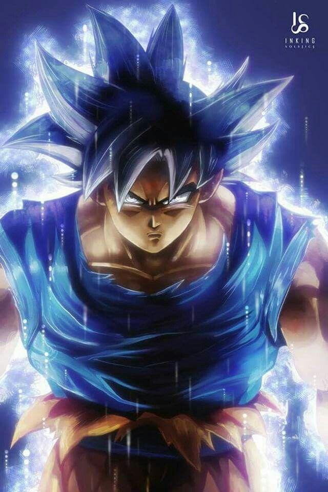 Goku ultra instinct dragonball dragon ball imagenes - San goku super saiyan 5 ...