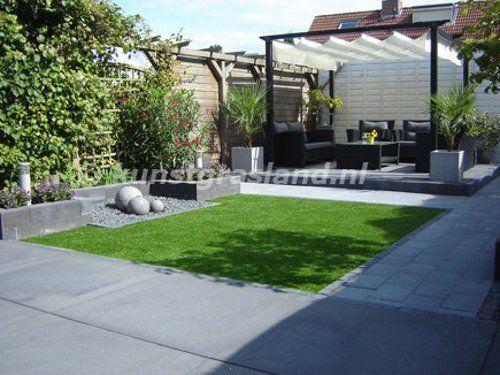 Kunstgras voor elke toepassing en tuin koopt u bij Kunstgrasland!