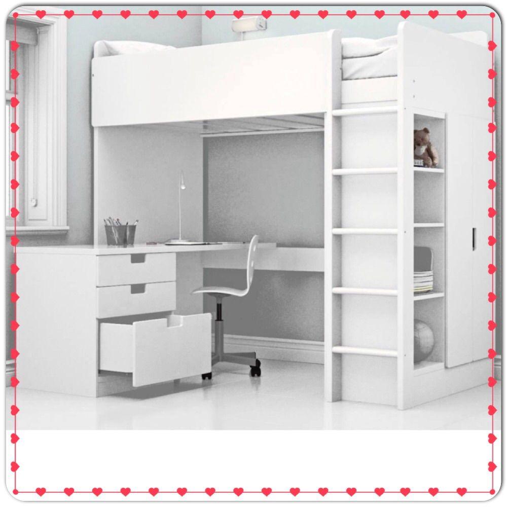stuva hoogslaper hoogslaper pinterest betten kinderzimmer und jungszimmer. Black Bedroom Furniture Sets. Home Design Ideas