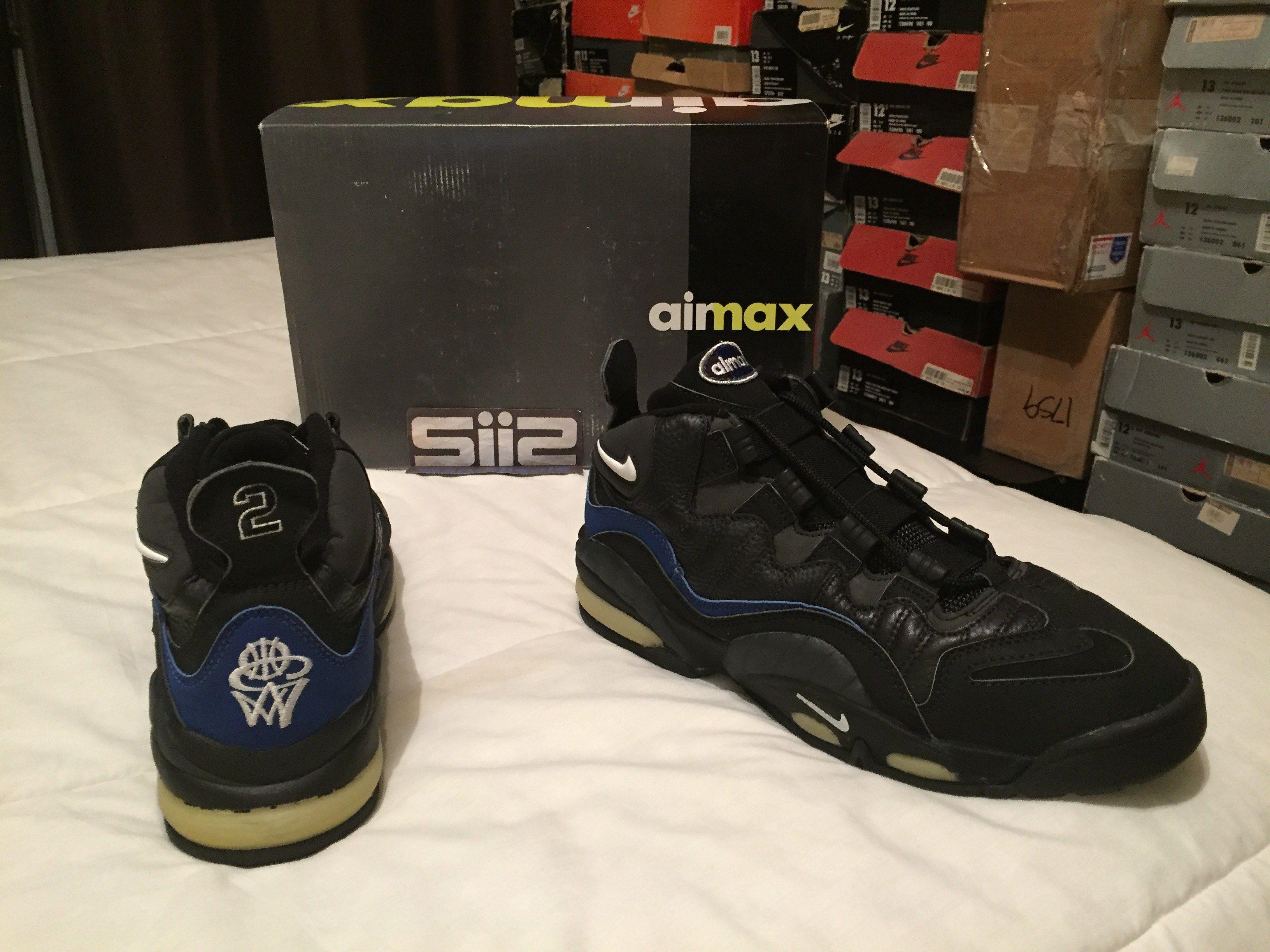 nike air max cw / / ritorno giovedi 'belle scarpe calzature vintage