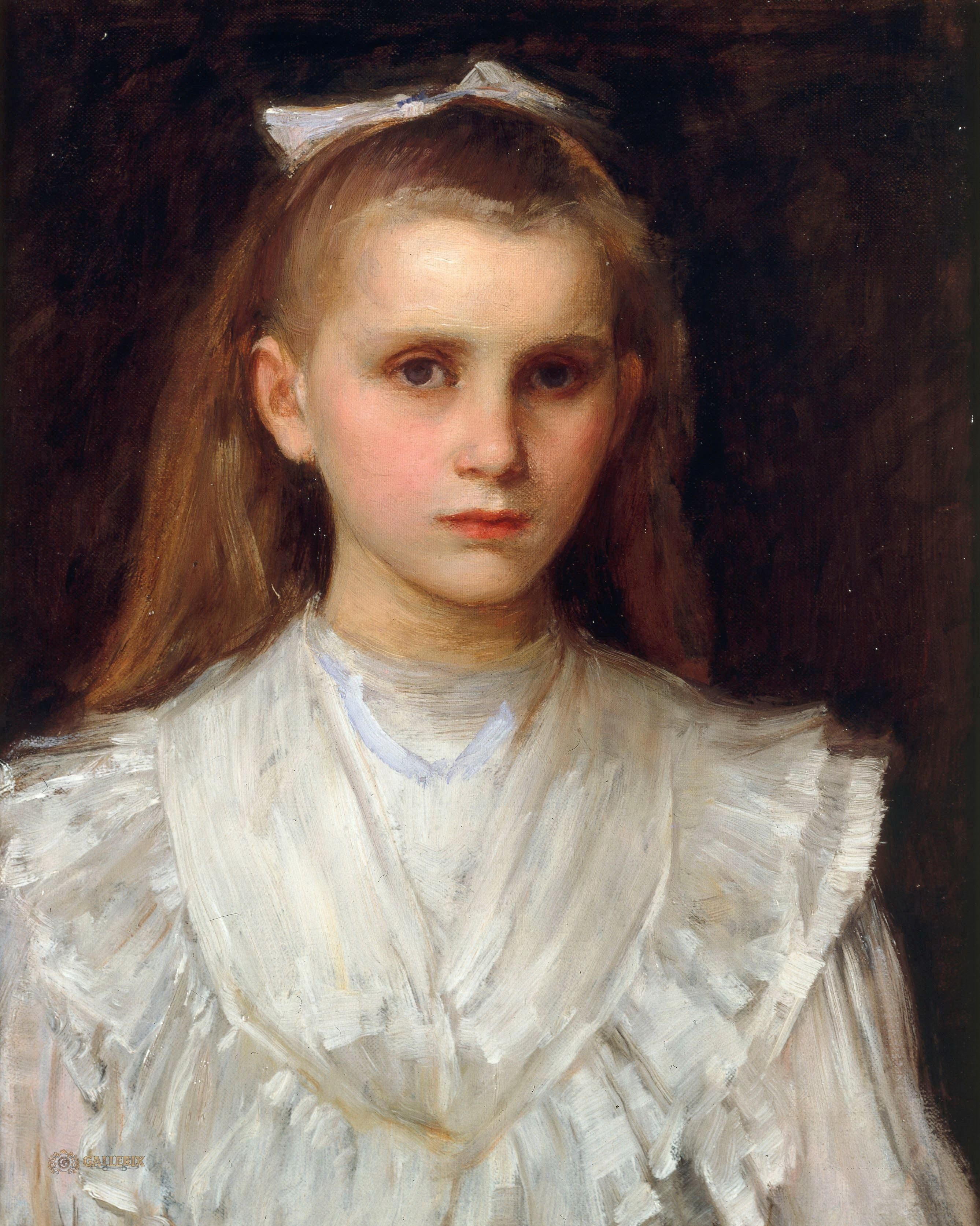 Very young girl art