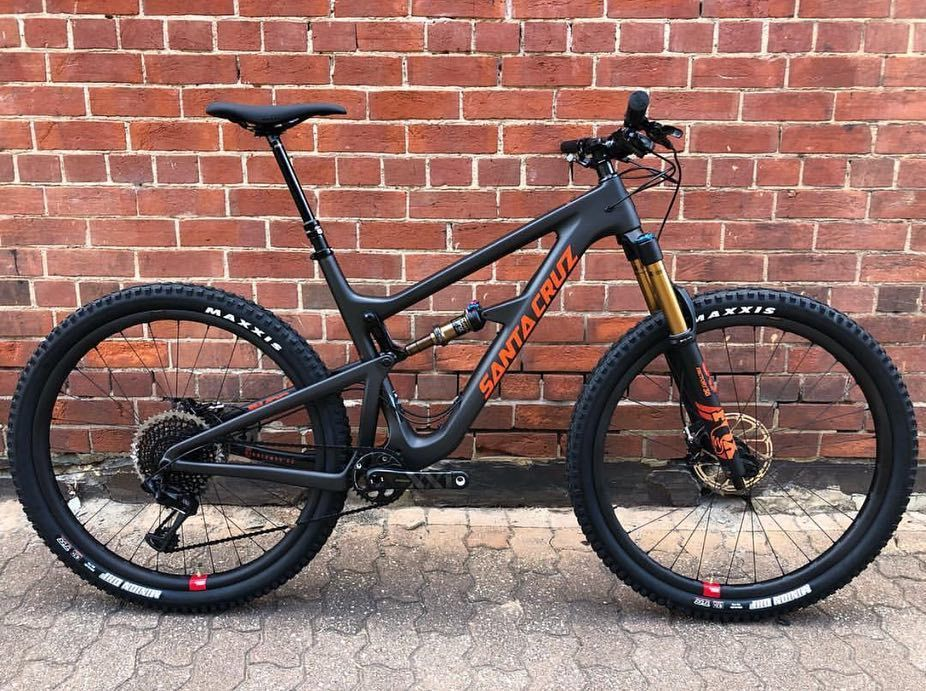 Santa Cruz Bicycles Australia On Instagram Another Hightower Cc