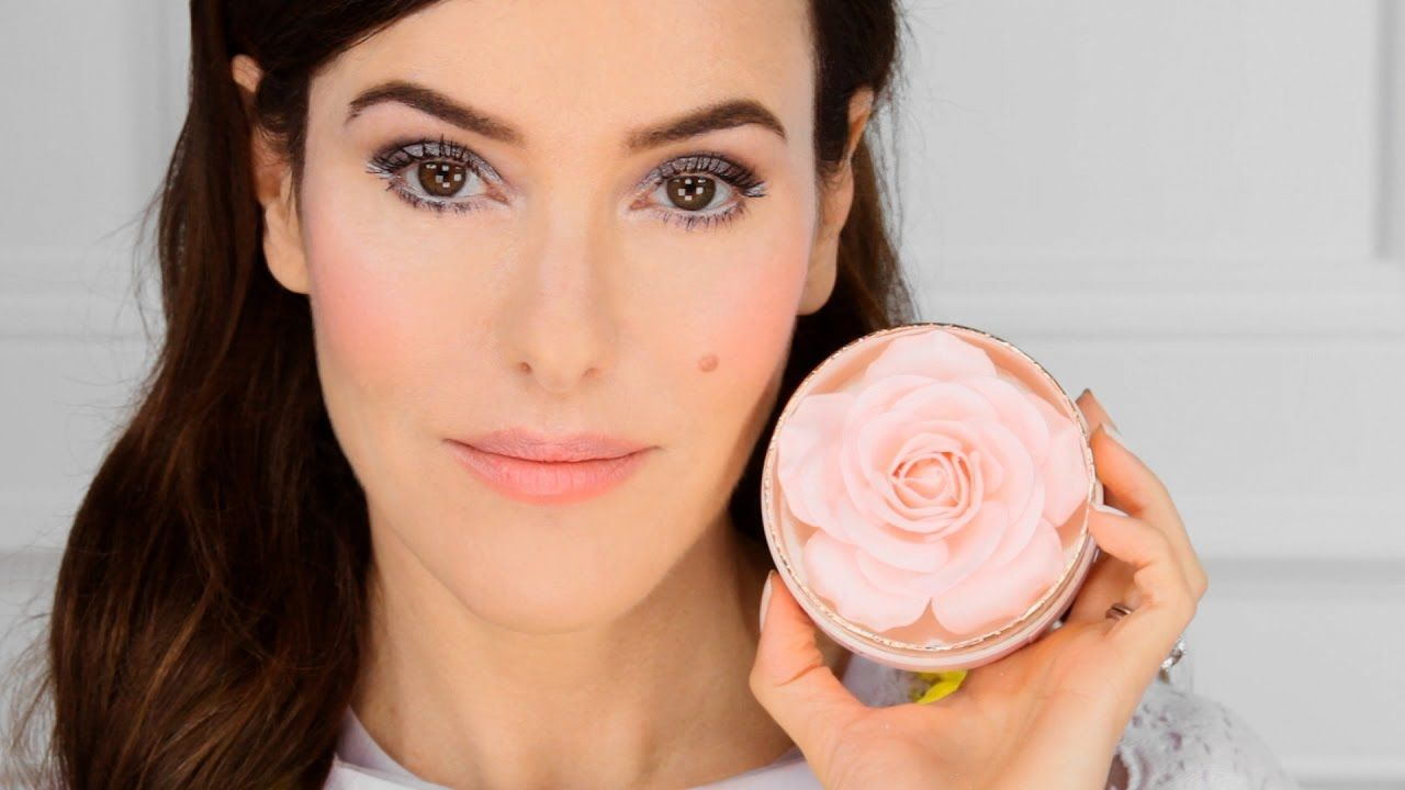Parisian glowy chic spring makeup trend by lisa eldridge with tutorial parisian glowy chic spring makeup trend by lisa eldridge with lancme baditri Choice Image