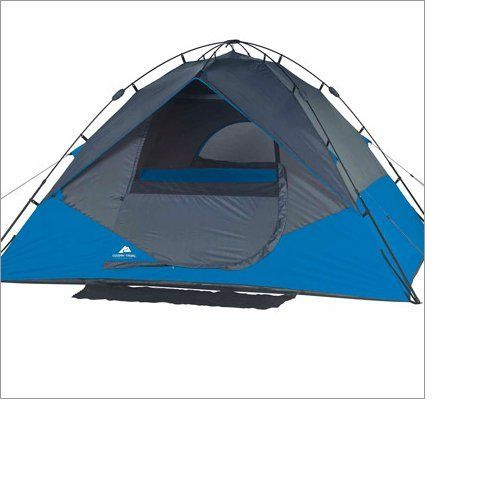 Ozark Trail 10u0027 x 9u0027 C&ing 6 Person Instant Dome Tent Sleeps Blue  sc 1 st  Pinterest & Ozark Trail 10u0027 x 9u0027 Camping 6 Person Instant Dome Tent Sleeps ...