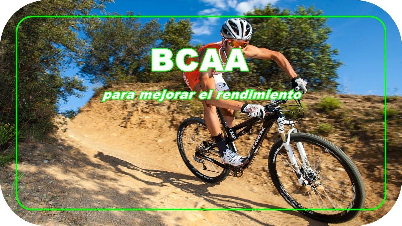 Los aminoácidos BCAA para mejorar el rendimiento deportivo