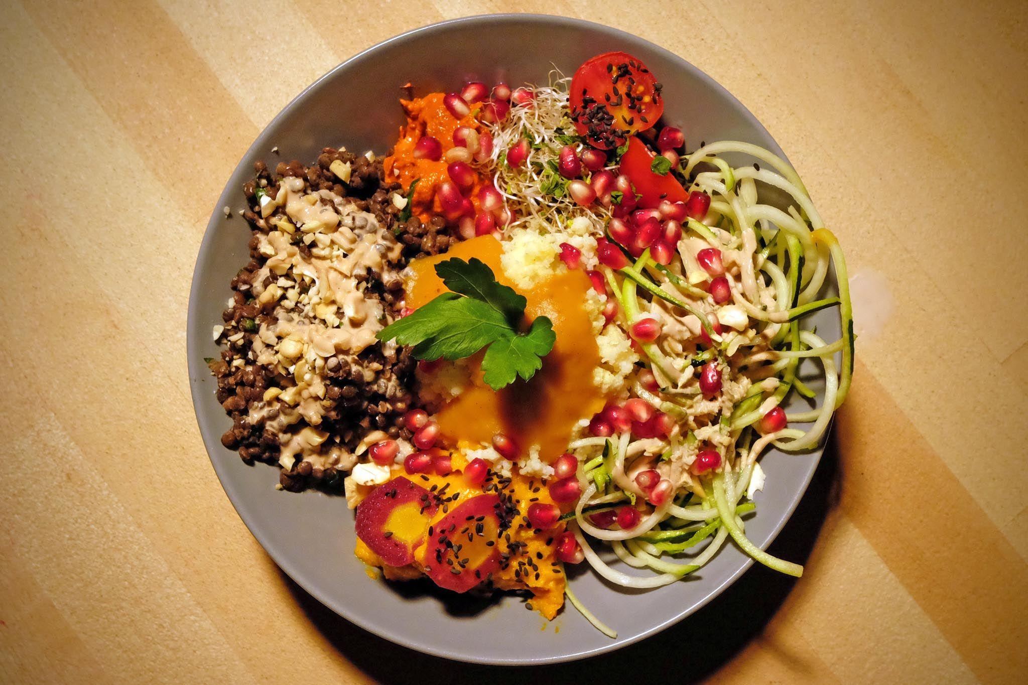 Mana Food Lebensmittel Essen Essen Granatapfelkerne
