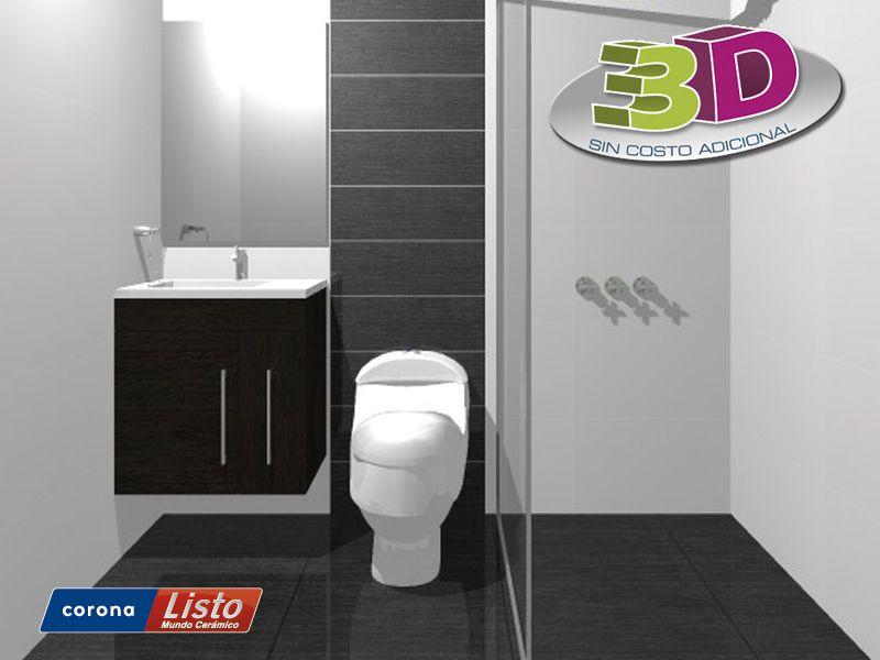 modelos de baños pequeños - Buscar con Google decoracion - modelos de baos